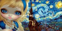 Alice In The Starry Night Material Pack